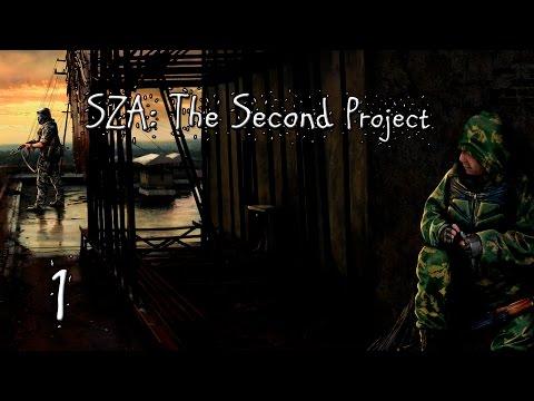 SZA: The Second Project прохождение Часть 1. Начало.