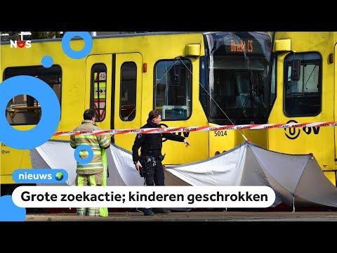 Verdachte opgepakt na aanslag in Utrecht