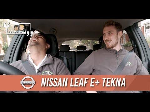 Nissan Leaf e+ Tekna ✅ PCO Car Reviews