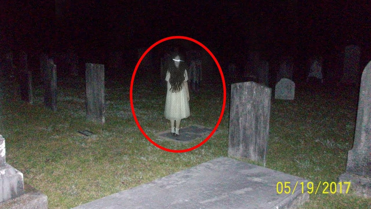 Scary Ghost Videos - Ghost Caught On Camera - YouTube