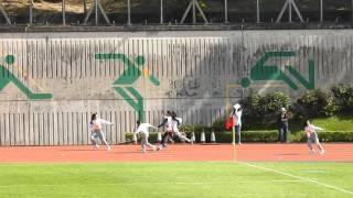 2016-1-13保良局陳守仁小學運動會 -  P6 Girl 4 x 100m Relay