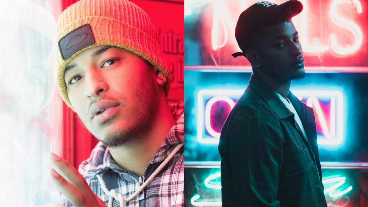 How To Shoot Neon Portrait Photography Tutorial