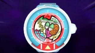妖怪ウォッチ3 スシ/テンプラ 妖怪召喚 マイマイペース □妖怪ウォッチ3...