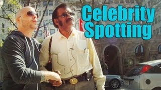 More Celebrity Spotting
