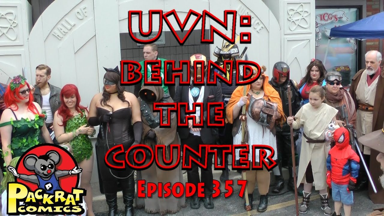 UVN: Behind the Counter 357