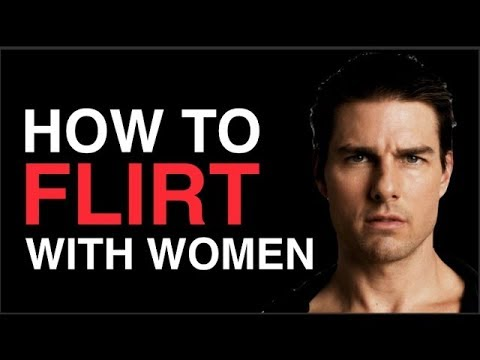 Flirting for men