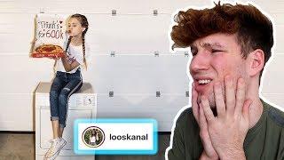Looskanal und ihre Waschmaschine 🙄 I INSTA NEWS