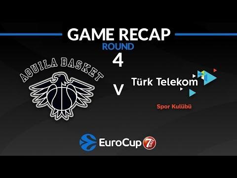 Highlights: Dolomiti Energia Trento - Turk Telekom Ankara