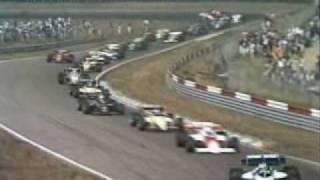 Two Till The End - F1 resumo da temporada de 1984 - 13 Holanda