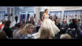 Catwalk at Serenity Brides Colchester Wedding Dresses
