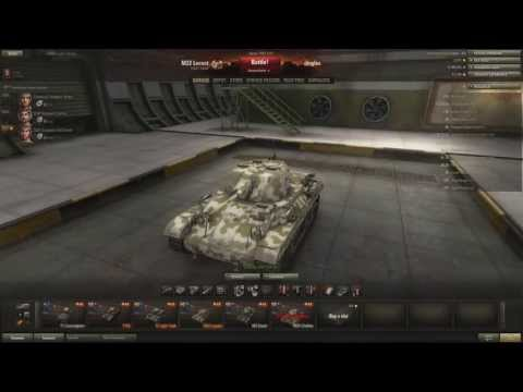 World of Tanks - M22 Locust Tier 3 Premium Light Tank - Zoom zoom!