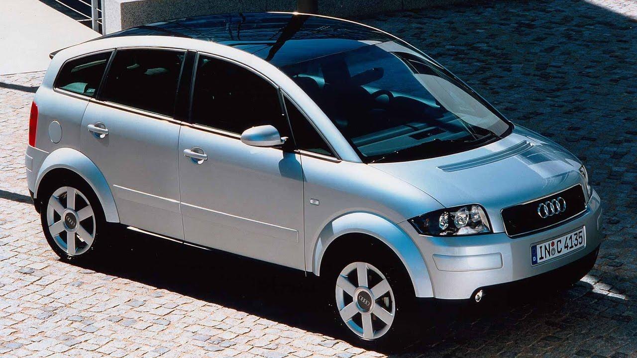 Audi A2 REVIEW