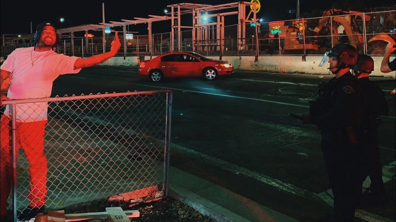 Los Angeles Riots : A Peek Into Hell...