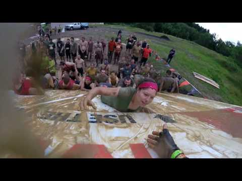 Tough Mudder 2017 Western New York (Short Version)