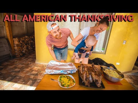 WHAT IS THANKSGIVING LIKE IN THE UNITED STATES?