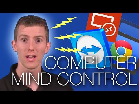 How to Remotely Control PCs! Tech Tips Suggested Software
