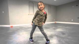 5 year old Skating, Heelys