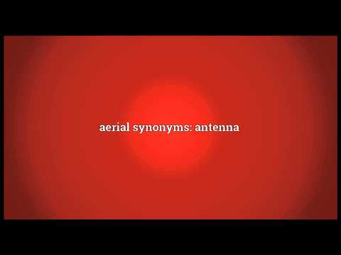 Aerial Meaning