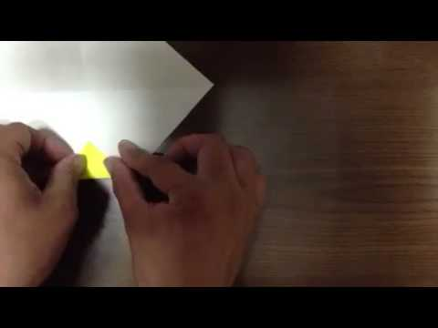 how to make a origami goldfish youtube