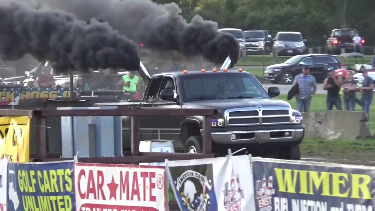 FPP, 2 5 Diesel, Geauga Power Pull, Burton, Oh, 6/22/19