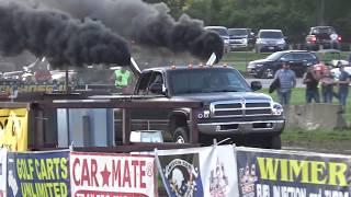 FPP, 2.5 Diesel, Geauga Power Pull, Burton, Oh, 6/22/19