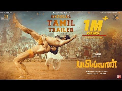 bailwaan-official-trailer---tamil- -kichcha-sudeepa- -suniel-shetty- -krishna- -swapna- -arjun-janya