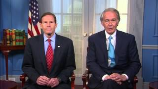 Senators Blumenthal & Markey address General Motors