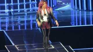 """""""Heart Attack"""" - Demi Lovato - Neon Lights Tour - Anaheim, CA - 02/13/14 - HD"""