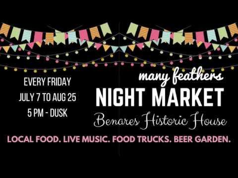 Night Market: Mississauga Community Art Destination