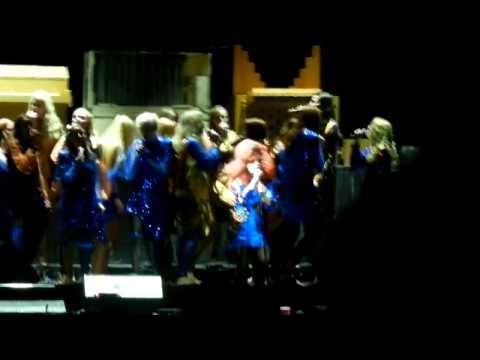 BJORK - PLUTO (LIVE) 21-MAR-12 CUMBRE TAJIN 2012