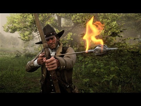 Red Dead Redemption 2 - Perfect Combat & Cool Takedowns | PC Walkthrough