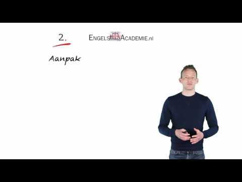 Engels - Luistertoetsen - schoolexamen - SE - examen - EngelsAcademie.nl