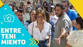 JLo causó controversia en su visita a Tierra Santa   Un Nuevo Día   Telemundo