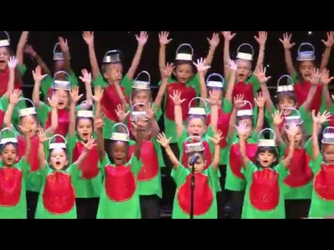 The King's Academy- Full Elementary Christmas Program 2015