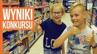 WYNIKI KONKURSU Z CARREFOUR + HEJKA TU LENKA