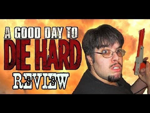 a good day to die hard movie review youtube