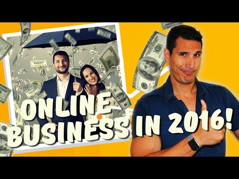 What Is The KEY FACTOR To Build A PROFITABLE Online Business In 2016?