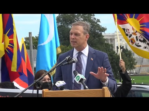 """Rep. Scott Perry: introduction of """"Designating CCP as Transnational Organized Crime Group ACT"""""""