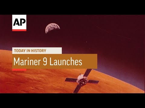 Mariner 9 Launches - 1971 | Today In History | 30 May 17