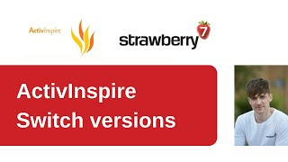 ActivInspire - Switch Versions from Studio to Primary