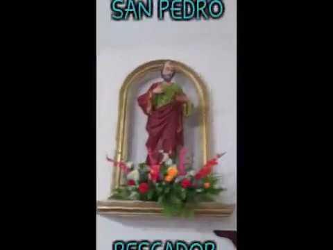 Invitación Para La Fiesta Patronal San Pedro Pescador 2017