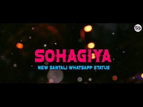 💝💖SANTALI WHATSAPP STATUS 💝💖||SOHAGIYA||SANTALI STATUS CREATION