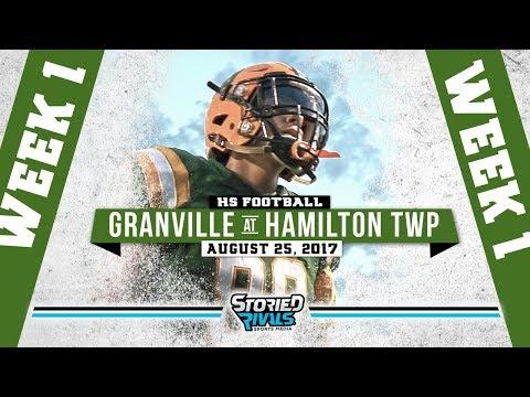 HS Football | Granville at Hamilton Township [8/25/17]