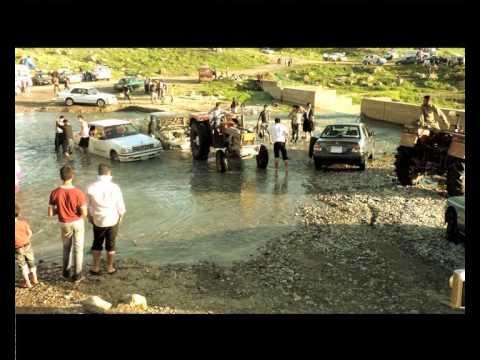 Rawanduz River Expedition in Iraq
