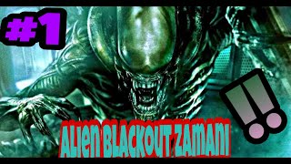 ALİEN BLACKOUT (YENİ KORKU OYUNU) #1