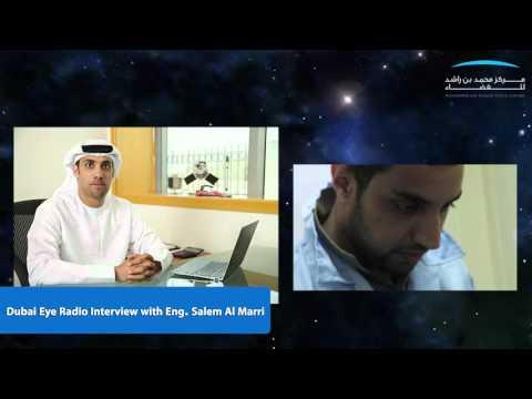 Eng Salem Humaid Al Marri Interview with Dubai eye