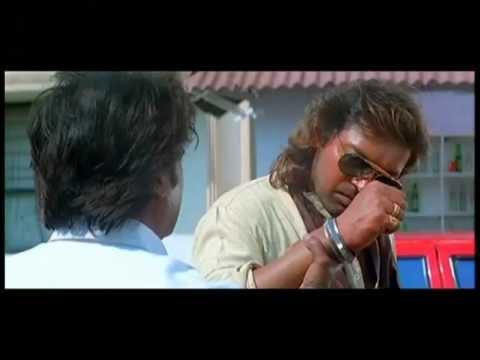 Rajni Amazing Fight
