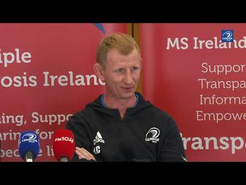 Leinster v Cheetahs | Leo Cullen pre-match press conference