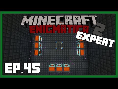 Enigmatica 2: Expert – EP45 – Automatic Fusion Crafting – Modded Minecraft 1.12.2