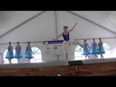 Ballet Mississippi at St Andrews